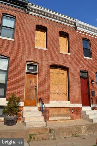341 S Clinton Street, BALTIMORE, MD 21224 (#MDBA518842) :: The Putnam Group