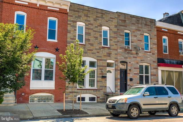 105 N Patterson Park Avenue, BALTIMORE, MD 21231 (#MDBA518844) :: SURE Sales Group