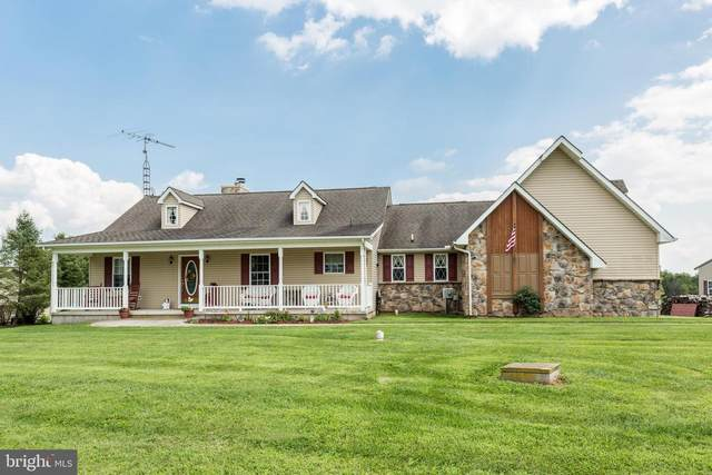 5823 Conover Road, TANEYTOWN, MD 21787 (#MDCR198488) :: ExecuHome Realty