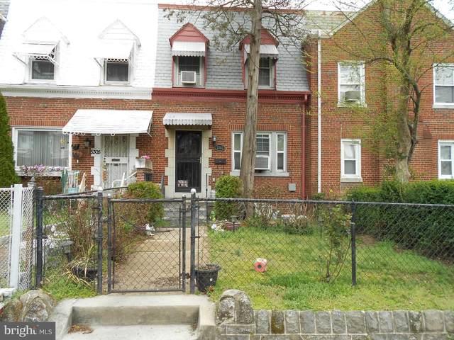 5303 7TH Street NW, WASHINGTON, DC 20011 (#DCDC479936) :: LoCoMusings