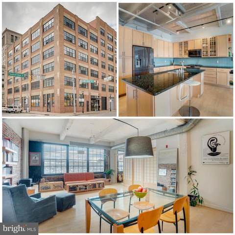 234 Holliday Street #201, BALTIMORE, MD 21202 (#MDBA518858) :: SP Home Team