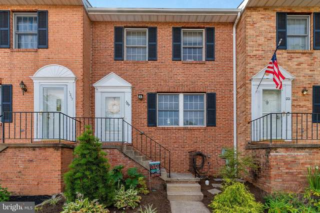 1219 Oak View Drive, MOUNT AIRY, MD 21771 (#MDFR268284) :: The Licata Group/Keller Williams Realty