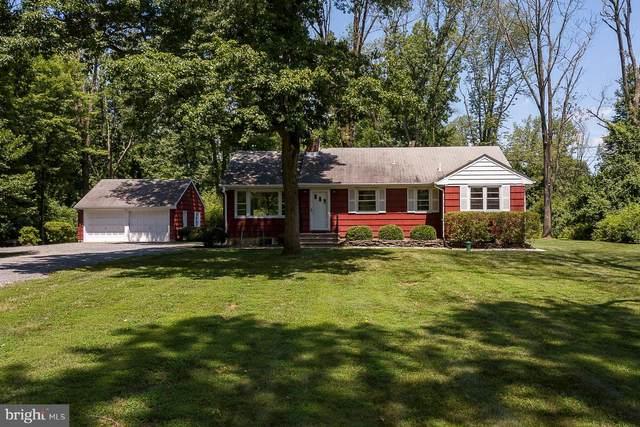 265 Herrontown Road, PRINCETON, NJ 08540 (#NJME299438) :: Tessier Real Estate