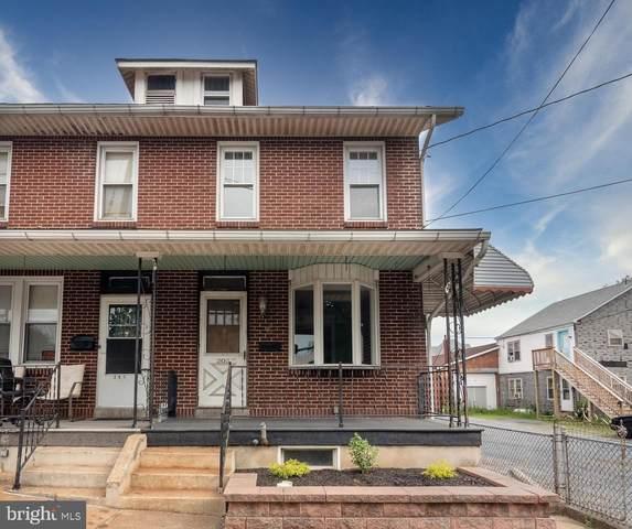 203 Washington Street, HAMBURG, PA 19526 (#PABK361596) :: Ramus Realty Group