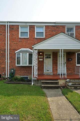 5523 Highridge Street, BALTIMORE, MD 21227 (#MDBC501696) :: The Redux Group