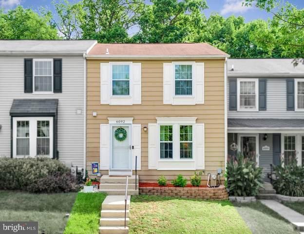 6092 Rock Glen Drive, ELKRIDGE, MD 21075 (#MDHW283152) :: Speicher Group of Long & Foster Real Estate