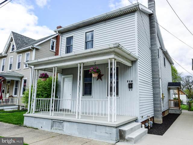 715 Mount Vernon Avenue, HUNTINGDON, PA 16652 (#PAHU101604) :: The Team Sordelet Realty Group