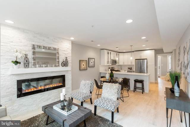 1832 D Street NE #1, WASHINGTON, DC 20002 (#DCDC479954) :: Crossman & Co. Real Estate