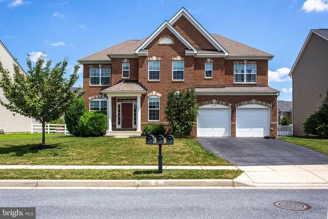 6198 Christian Kemp Drive N, FREDERICK, MD 21703 (#MDFR268288) :: Bob Lucido Team of Keller Williams Integrity