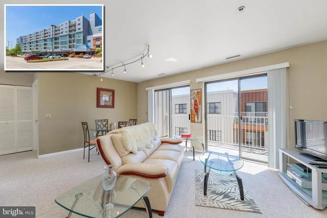 2702 Lighthouse Point East #721, BALTIMORE, MD 21224 (#MDBA518908) :: SURE Sales Group