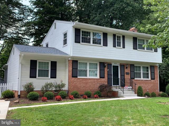 10215 Shiloh Street, FAIRFAX, VA 22030 (#VAFC120194) :: Debbie Dogrul Associates - Long and Foster Real Estate