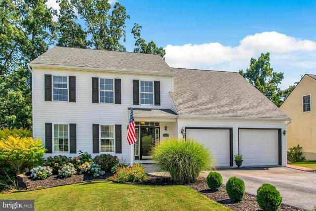 110 Bryn Way, MOUNT WOLF, PA 17347 (#PAYK142526) :: ExecuHome Realty