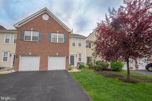 5 Stafford Drive, PRINCETON JUNCTION, NJ 08550 (MLS #NJME299448) :: Kiliszek Real Estate Experts