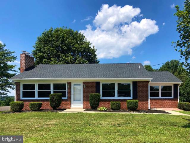 3630 Water Tank Road, MANCHESTER, MD 21102 (#MDCR198498) :: ExecuHome Realty