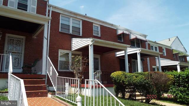 1510 Kenhill Avenue, BALTIMORE, MD 21213 (#MDBA518914) :: The Sky Group