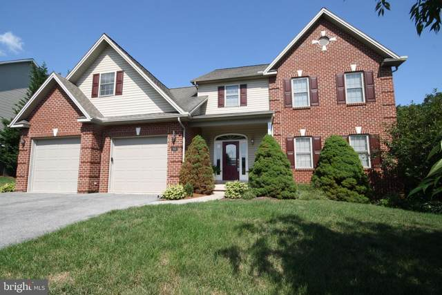 7968 Golf Vista Drive, GREENCASTLE, PA 17225 (#PAFL174276) :: Certificate Homes