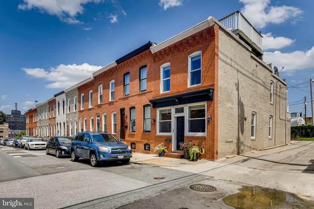 1475 Stevenson Street, BALTIMORE, MD 21230 (#MDBA518920) :: SURE Sales Group