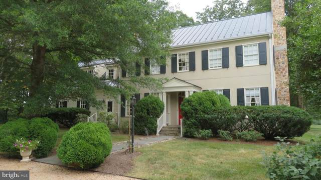 25 Clorevia Lane, FLINT HILL, VA 22627 (#VARP107450) :: The Denny Lee Team