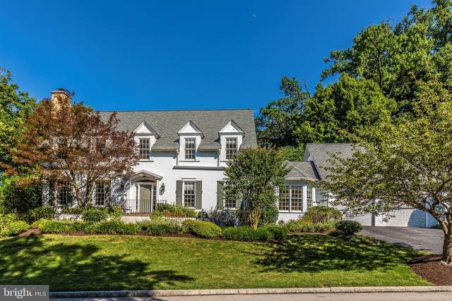 401 Inveraray Road, VILLANOVA, PA 19085 (#PADE523936) :: The Lux Living Group