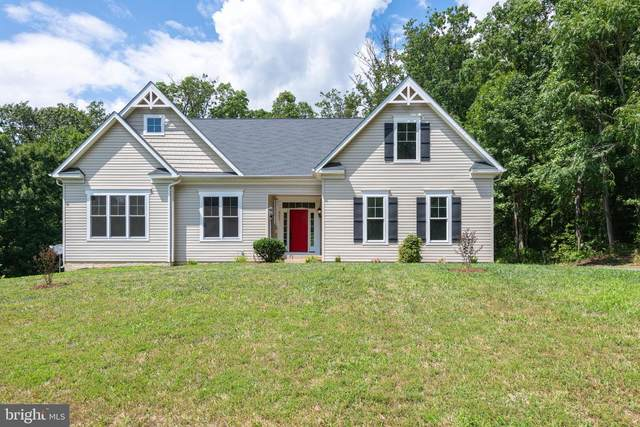 8292 Salem Ridge Road, MARSHALL, VA 20115 (#VAFQ166594) :: The Putnam Group
