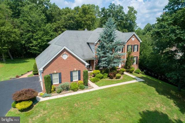 1604 Big Timber Court, FOREST HILL, MD 21050 (#MDHR249956) :: Bruce & Tanya and Associates