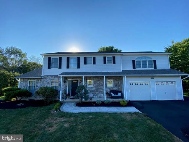 234 Crest Drive, SELLERSVILLE, PA 18960 (#PABU503110) :: ExecuHome Realty