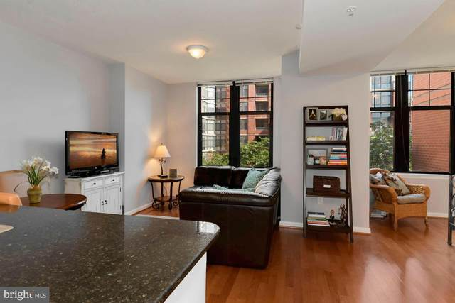1021 N Garfield Street #323, ARLINGTON, VA 22201 (#VAAR166998) :: Advon Group