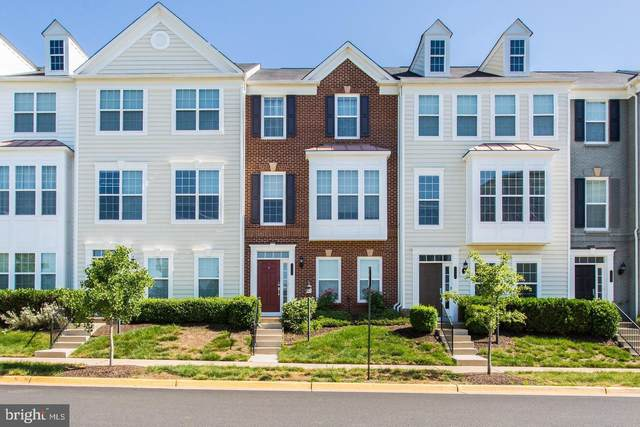 2196 Oberlin Drive, WOODBRIDGE, VA 22191 (#VAPW501120) :: Ultimate Selling Team