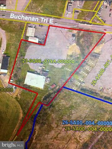 6640 Buchanan Trail E, WAYNESBORO, PA 17268 (#PAFL174284) :: AJ Team Realty