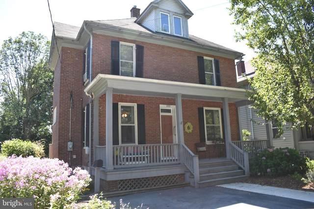 220 N Prince Street, SHIPPENSBURG, PA 17257 (#PACB126304) :: The Craig Hartranft Team, Berkshire Hathaway Homesale Realty