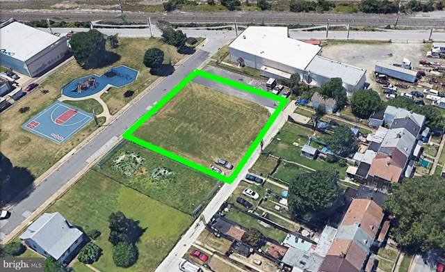Parnell Lot 27, 28, 29, 30 & 31 Avenue, BALTIMORE, MD 21222 (#MDBC501746) :: The MD Home Team