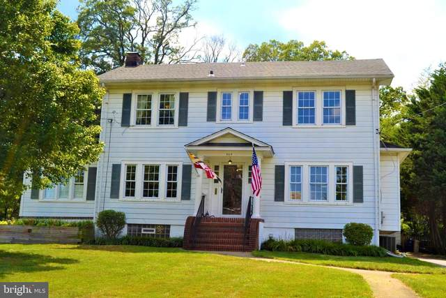304 Hilton Avenue, CATONSVILLE, MD 21228 (#MDBC501748) :: ExecuHome Realty