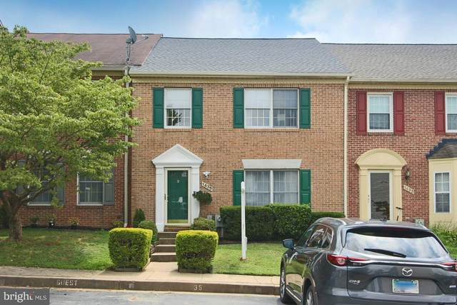 1435 S Valbrook Court, BEL AIR, MD 21015 (#MDHR249972) :: ExecuHome Realty