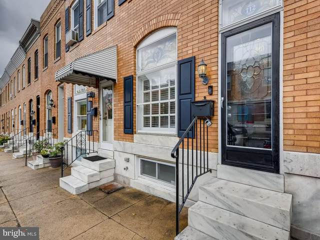 712 S Curley Street, BALTIMORE, MD 21224 (#MDBA518982) :: SURE Sales Group