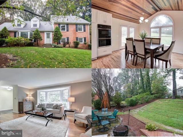 4526 Pickett Road, FAIRFAX, VA 22032 (#VAFX1145264) :: AJ Team Realty