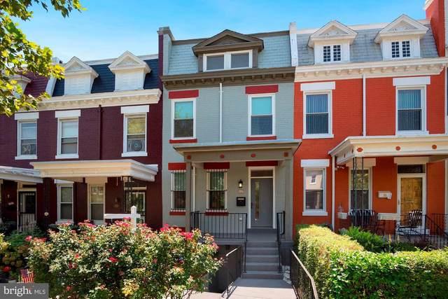 167 U Street NE, WASHINGTON, DC 20002 (#DCDC480070) :: Crossman & Co. Real Estate