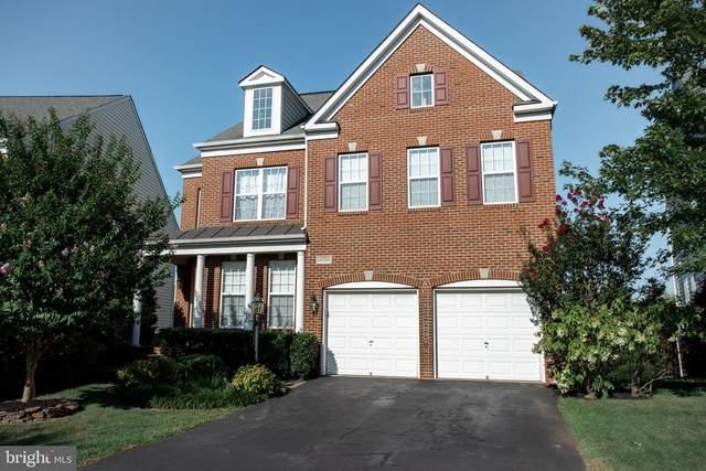14740 Keavy Ridge Court, HAYMARKET, VA 20169 (#VAPW501138) :: John Smith Real Estate Group
