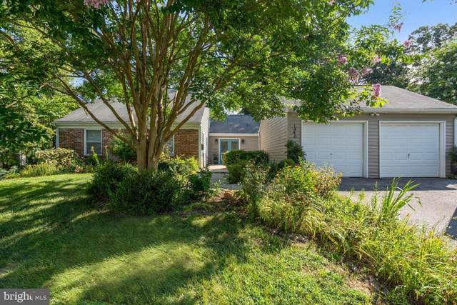 1446 Jordan Avenue, CROFTON, MD 21114 (#MDAA441976) :: Revol Real Estate