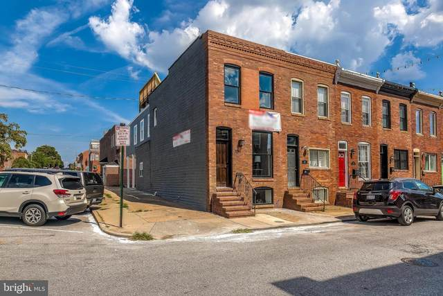 701 S Glover Street, BALTIMORE, MD 21224 (#MDBA519002) :: SURE Sales Group