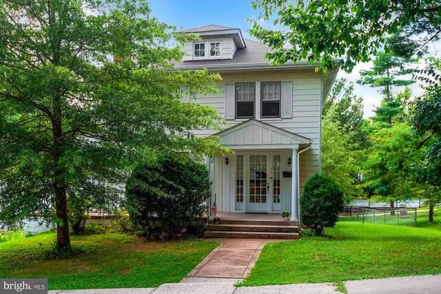 119 S Washington Street, ROCKVILLE, MD 20850 (#MDMC719000) :: Dart Homes