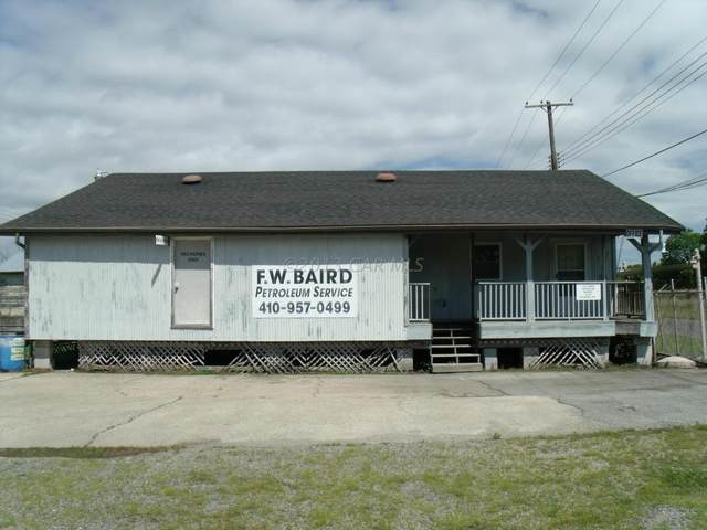 110 Railroad Avenue, POCOMOKE CITY, MD 21851 (#MDWO115660) :: LoCoMusings