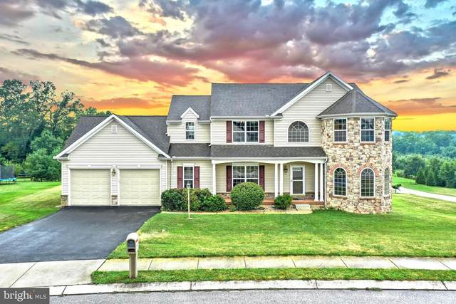 1730 Candle Lane, YORK, PA 17404 (#PAYK142578) :: ExecuHome Realty
