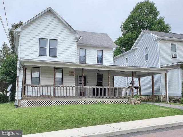 97 S Broadway, FROSTBURG, MD 21532 (#MDAL134842) :: The Riffle Group of Keller Williams Select Realtors