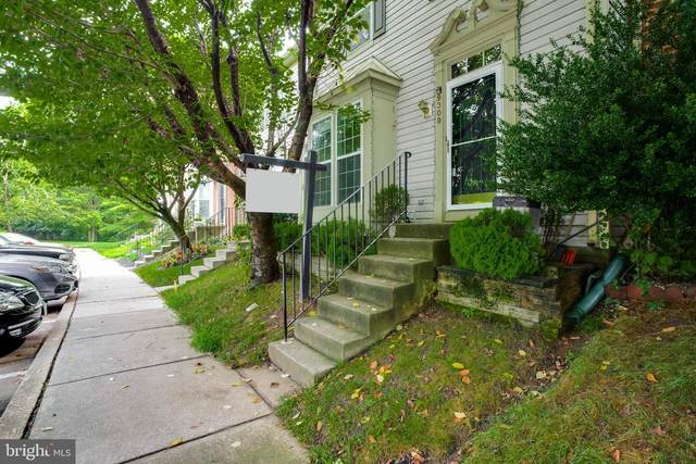 9309 Maxwell Court, LAUREL, MD 20723 (#MDHW283198) :: Blackwell Real Estate