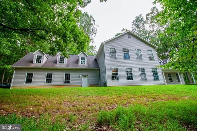 1401 Henryton Road, MARRIOTTSVILLE, MD 21104 (#MDHW283200) :: Blackwell Real Estate