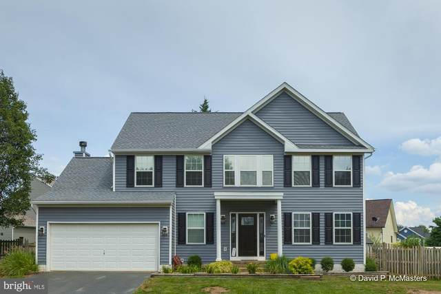 510 Crosswinds Drive, CHARLES TOWN, WV 25414 (#WVJF139680) :: RE/MAX 1st Realty