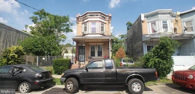 140 N 25TH Street, CAMDEN, NJ 08105 (#NJCD399324) :: LoCoMusings