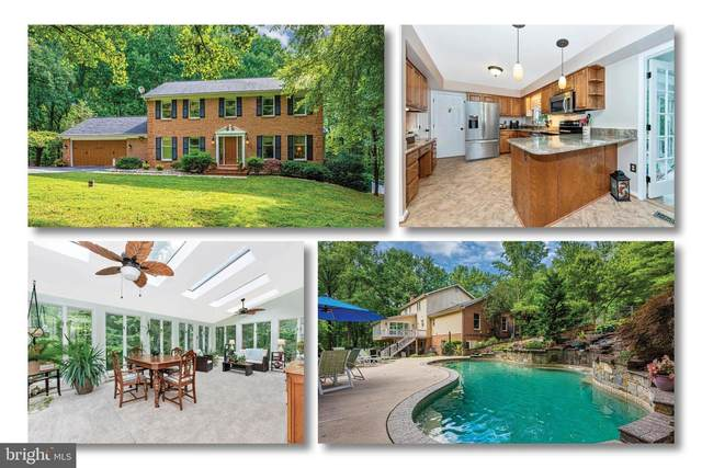 5582 Jollie Drive, FREDERICK, MD 21702 (#MDFR268346) :: Bob Lucido Team of Keller Williams Integrity