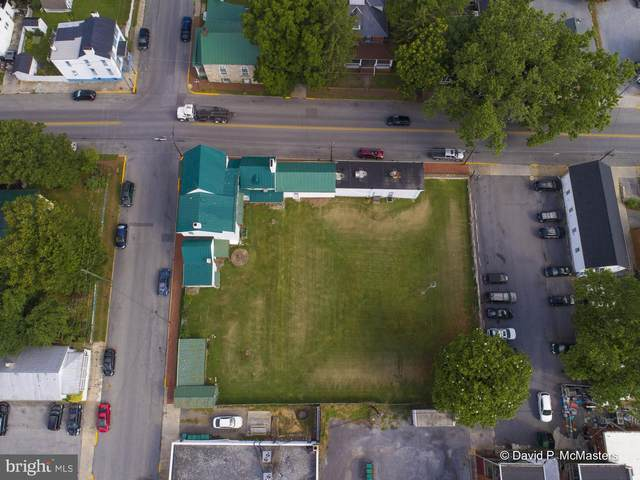 219 W Liberty And Lawrence, CHARLES TOWN, WV 25414 (#WVJF139684) :: Bob Lucido Team of Keller Williams Integrity