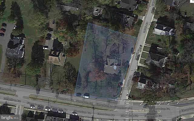 1700 Edmondson Avenue, CATONSVILLE, MD 21228 (#MDBC501810) :: Bob Lucido Team of Keller Williams Integrity